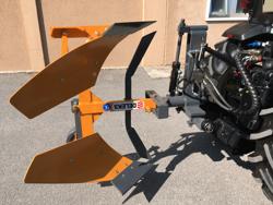 charrue à brabant hydraulique drhp 35 pour tracteur