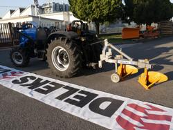 charrue double soc ddp 30 pour tracteur
