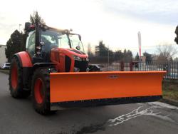 lame à neige avec attelage 3 points pour tracteur ssh 04 2 6 c