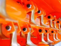 broyeur à marteaux déportable hydraulique pour tracteur mod rino 200