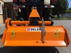 rotovator léger dfl 115 pour tracteurs type kubota iseki etc