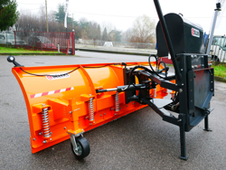 lame à neige lourde frontale pour tracteurs ssh 04 2 2 a