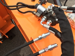 lame à neige etrave pour chargeur à roues lnv 315 w