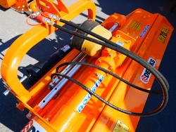 broyeur à marteaux leopard 140 sph pour tracteurs 30 70cv