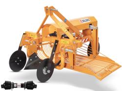 arracheuse de pommes de terre pour tracteur modèle dpt 150