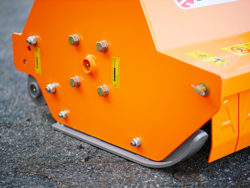 broyeur réversible pour tracteur rino 160 rev utilisation frontale ou arrière