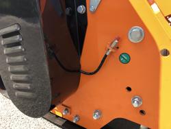 broyeur à marteaux déportable lourd pour tracteur mod toro 240