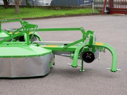 faucheuse rotative pour tracteur dfr 165