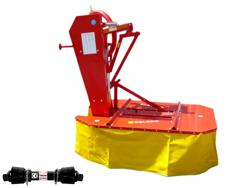 faucheuse rotative pour tracteur dfr 135
