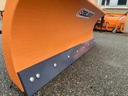 lame à neige pour atv véhicules off road 4x4 lns 150 j