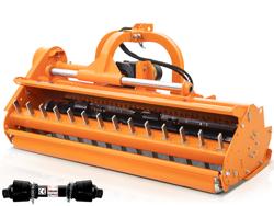 broyeur à marteaux déportable lourd pour tracteur mod toro 190