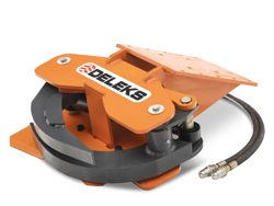 grappin coupeur hydraulique pour mini pelle mod cf 11