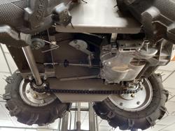 brouette a moteur ducar md 400