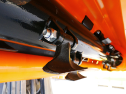 broyeur à marteaux déportable lourd pour tracteur mod buffalo 230