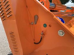 broyeur à marteaux déportable lourd pour tracteur mod toro 220