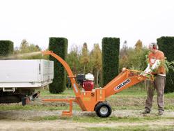broyeur de branches hydraulique dk 1300e axo