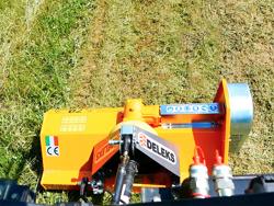broyeur à marteaux pour micro tracteur modèle ape 120