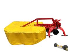 faucheuse rotative pour tracteur bras court dfr 135 mini