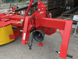 faucheuse rotative pour tracteur dfr 185h