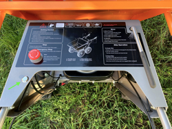 brouette a moteur briggs&stratton md 400