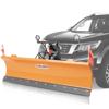 lames à neige frontales pour jeep pick up suv et utilitaire deleks